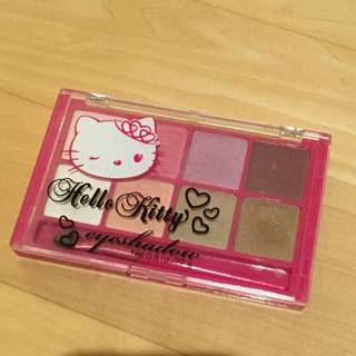 Hello Kitty Eyeshadow Kit