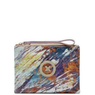 Mimco Alchemy Print Medium Pouch In Great Condition