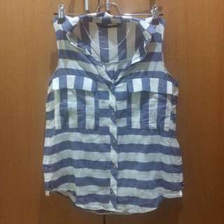 PRELOVED ZARA TOP