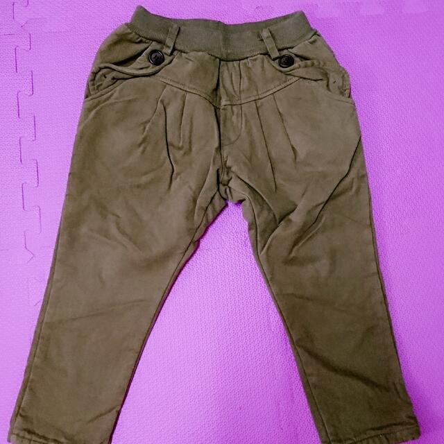 11號冬天長褲