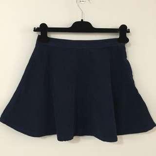 American Apparel Cord Skirt