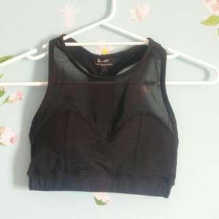 Bardot Active Top Size 6 Brand New