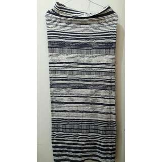 Bodycon Long Skirt by SIXENCE