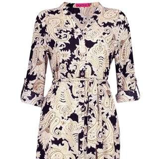 Boohoo Shirt Dress