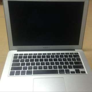 """Macbook Air Mid 2011 13"""""""