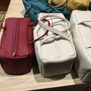 Travelling / Make Up Bags