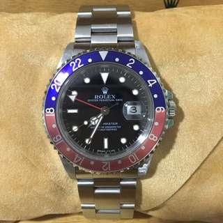 WTS Rolex GMT Master 16700