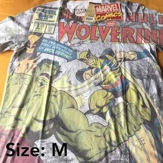 Marvel Comic Shirt
