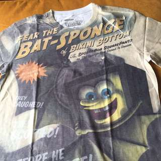 Nickelodeon Spongebob Shirt