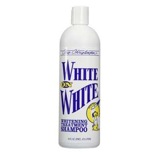 Chris Christensen White On White Whitening Treatment Shampoo