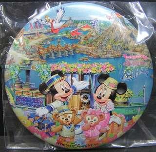 全新 日本東京迪士尼樂園 米奇 米妮 Duffy Shellimay 扣章