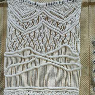 ♻♻Handmade Macrame Wall Hanging -The Breeze