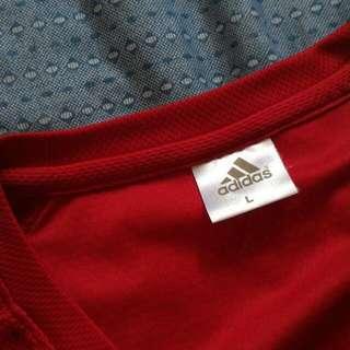 Adidas Seiko 聯名運動衣 L號