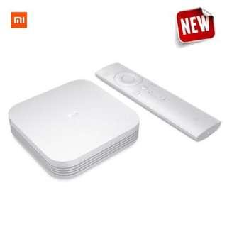 (Price Lowered!!)Original Latest Xiaomi MiBox 3 Enhanced Version (White)