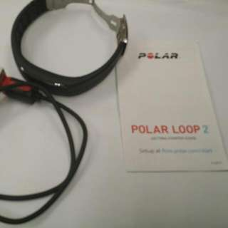 Polar Loop2 Exercise Band