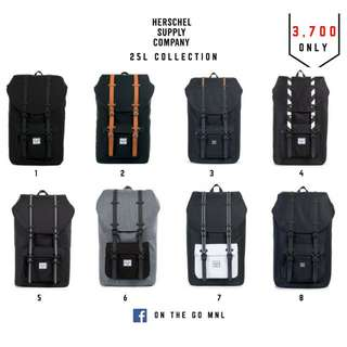 Herschel Little America 25L (Imported from USA)