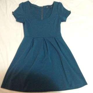 Dotti Green Dress