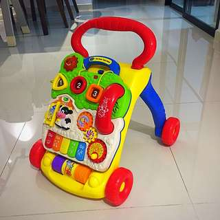 Toddle Walker By Vtech