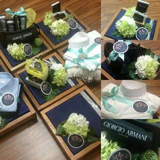 Gift Trays Deco (Gubahan Hantaran)