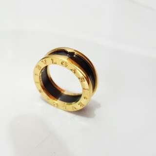 Bvlgari Gold Ring