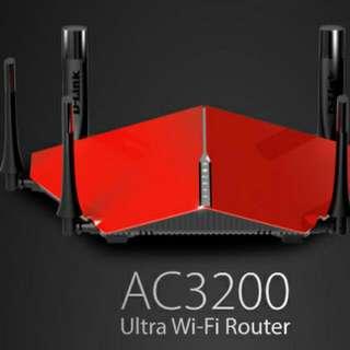 D Link Dir 890l Ac3200 Router