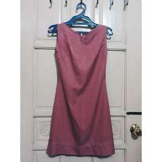 Rosette Vintage Dress