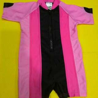 Preloved Cuddlesome Swimwear For Toddler Girl
