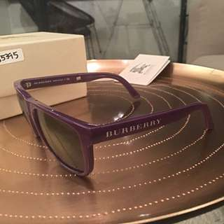 Burberry Foldable Sunglasses