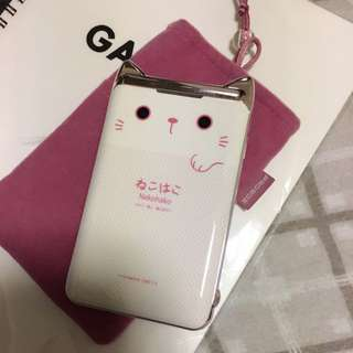 Cute Cat Portable Charger
