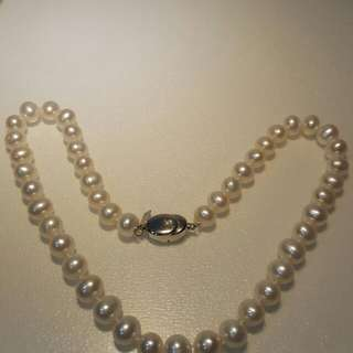 e8e4d3c976f Black Friday ! Chomel Freshwater Pearl Necklace