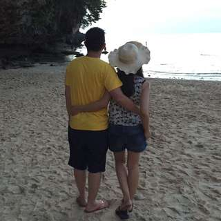 Topi Pantai 👒