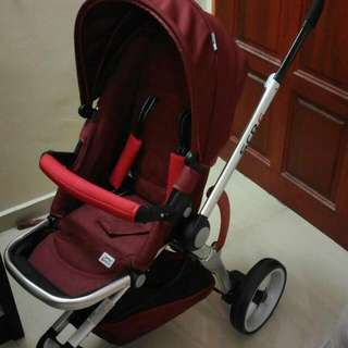 Stroller Scr 6 and Carseat Scr 7.