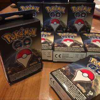 Pokemon Go Plus 手環 11月發貨 原裝震動提醒手環