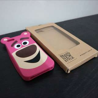 iPhone 5/5s Pink Lotso Case