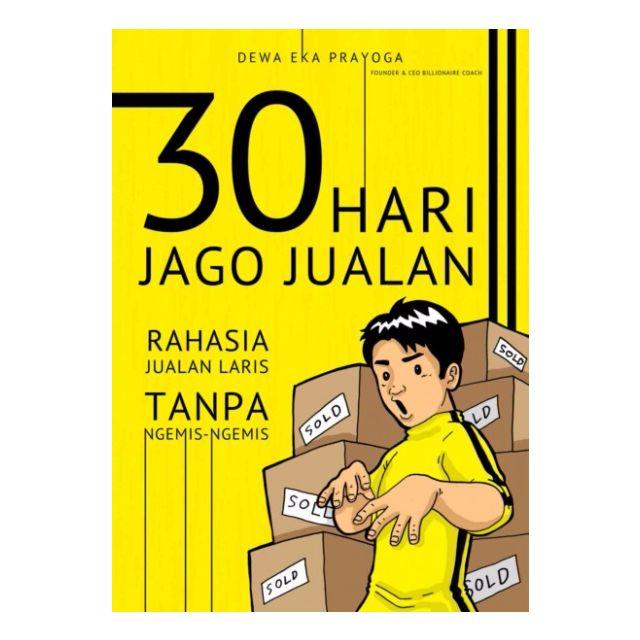 eBook Dewa Eka Prayoga - 30 Hari Jago Jualan