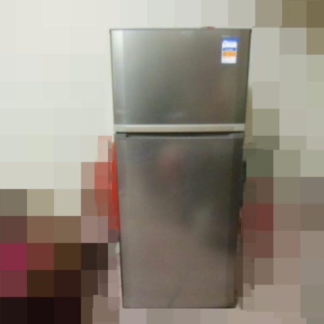 二手倉庫傢俱§三洋雙門冰箱480公升 電冰箱 超靜音 超省電 內隔板完整 中古二手冰箱*A1853