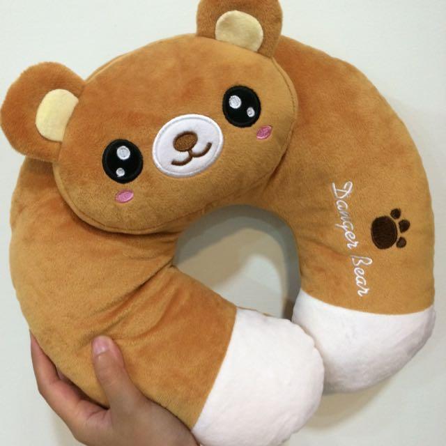 🐻可愛小熊躺枕