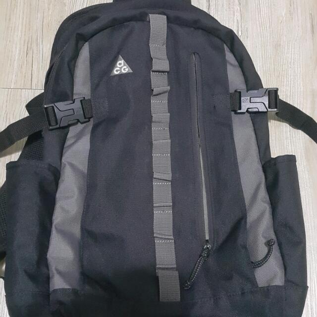 Nike ACG 黑色 包包