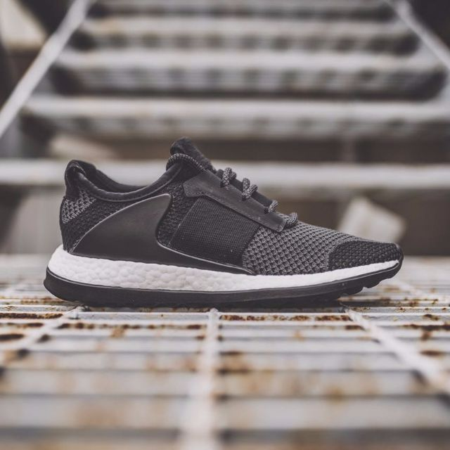 ADIDAS CONSORTIUM DAY ONE PURE BOOST ZG Core Black UK 8 42