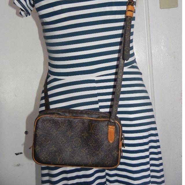 Authentic: Louis vuitton Bag Used!!