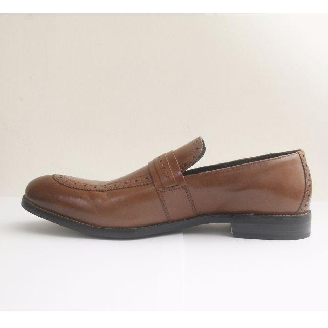c5da7bea96e21 Bata Ambassador Brown Leather Shoe