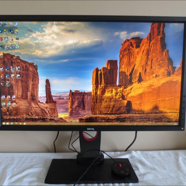 BenQ 144hz WQHD Gaming Monitor