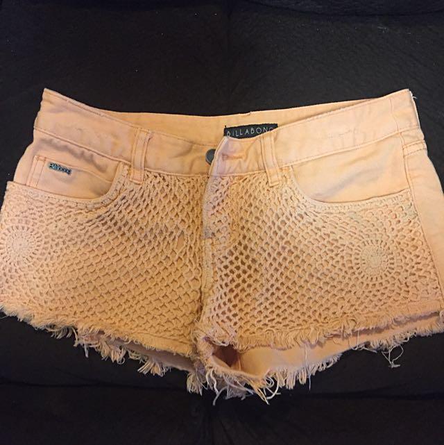 Billabong Mini Shorts