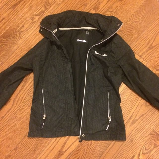 Black Bench Jacket