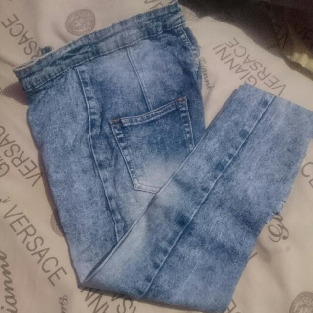 Bongkar Lemari  celana Jeans Uk 28