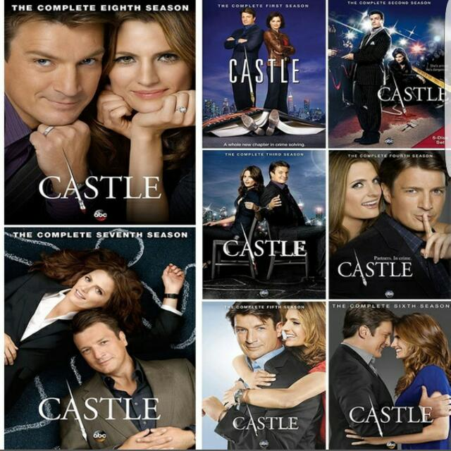 Complete Castle Series