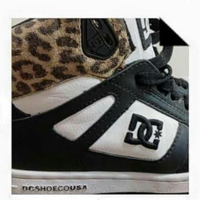 DC Women's Rebound Hi Sneakers