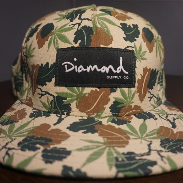 Diamond Cap (Green)