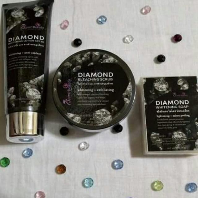 Diamond Whitenning Soap