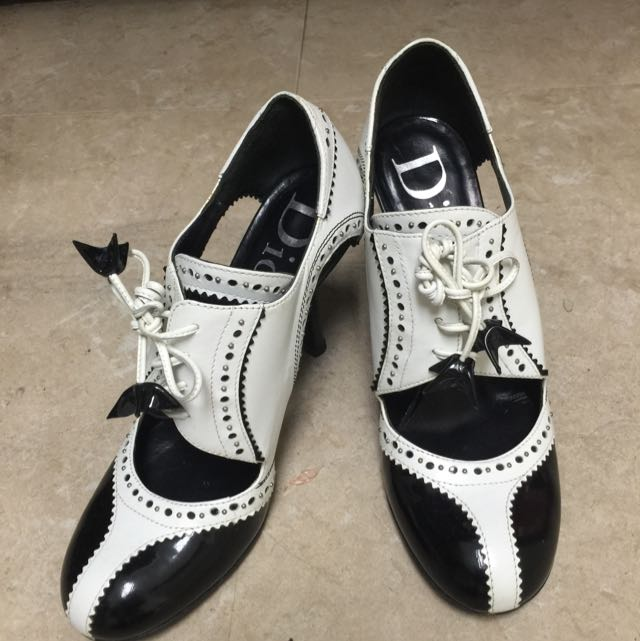 Dior 近全新正品短靴39